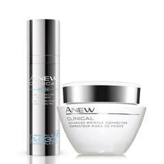 #Skincare Improve the #look of fine lines and deep #wrinkles with our #ANEW Clinical Pro+ Line Eraser #Treatment & our ANEW #Clinical Advance #beautifulskin #beauty #healthyskin #beautiful