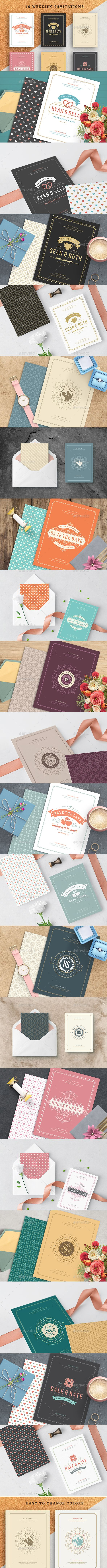 Save The Date Bundle - #Weddings #Cards & #Invites
