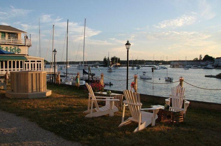 Boothbay Harbor Inn, Boothbay Harbor, Maine, visit full profile @ http://gayweddingsinmaine.com/boothbay-harbor-inn.html