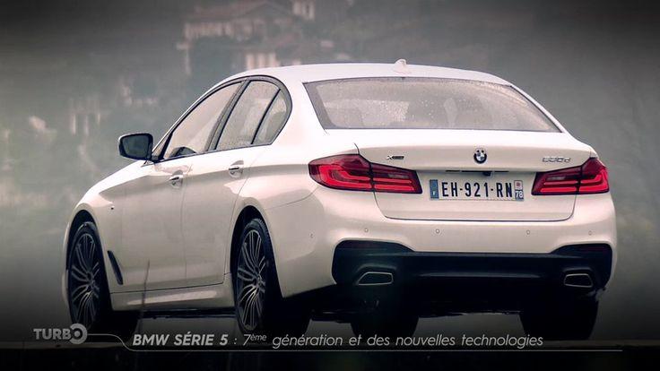Très attendue, la 7ème génération de la BMW série 5 est à l'essai avec un lot impressionnant de nouvelles technologies. Sans oublier l'essentiel, le plaisir de conduite !  - A revoir : l'émission TURBO du 05/02/2017 dans son intégralité avec la BMW série 5 à l'essai, ou le match entre le Nissan Qashqai et la Seat Leon X-perience