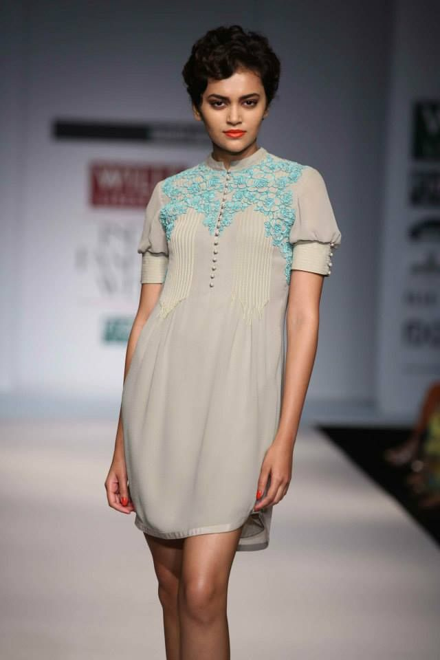 Manish Gupta Spring Summer 2014 Delhi