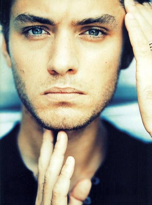 Jude, so prettyThis Man, Jude Law, But, God, Judelaw, Candies, Beautiful, Blue Eye, People