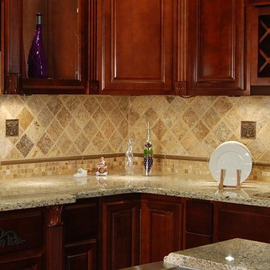 23 best tumbled backsplash images on pinterest | tumbled stones