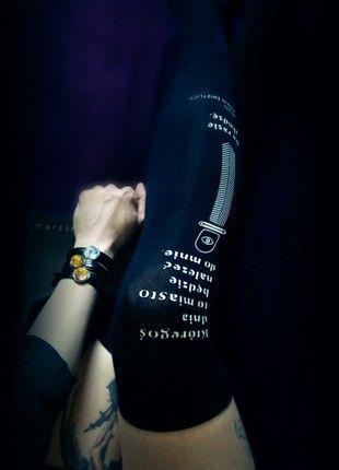 Kup mój przedmiot na #vintedpl http://www.vinted.pl/damska-odziez/rajstopy/21111386-zakolanowki-swietlicki-opluty