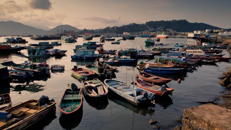 CATCH A FERRY TO CHEUNG CHAU  One of the best things about Hong Kong is the ability to go from mad bustling city to chilled deserted beach in just a short ferry ride. The fishing island of Cheung Chau is just that, calm from the storm. Yet don't let its small size deceive you, Cheung Chau has some incredible sea food, a temple, a few cool caves and even a mini great wall! And try the fish balls, they're…unique.