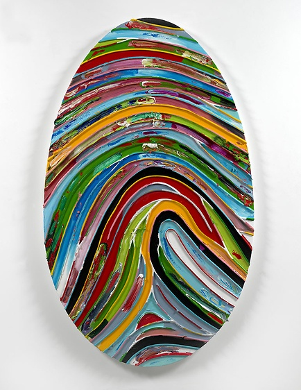 Painting / Sculpture by Marc Quinn.