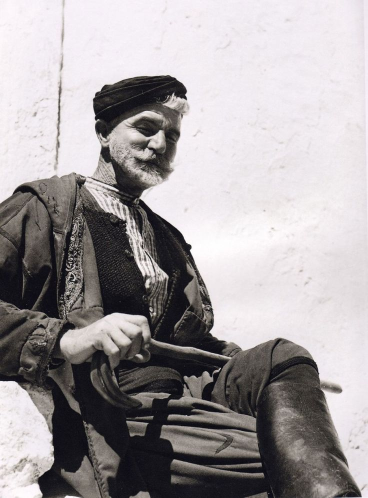 by Nelly's Man from Sfakia, Crete, 1939