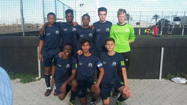 Under 19 Soccer Boys Impress  