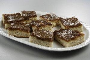 Brunsviger som bageren laver den (Stor)