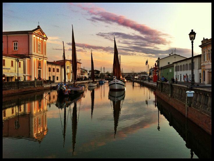 """500px / Photo """"Cesenatico seaport"""" by alessandro e basta"""