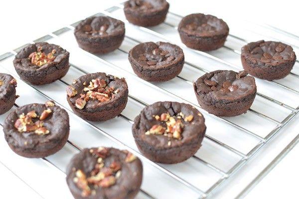 Vegan chocolade muffins met (huh?) bonen