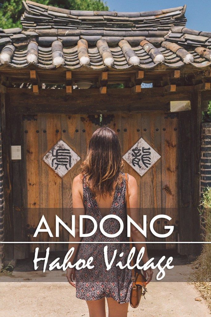 Andong is home to one of Korea's most unique, traditional villages! Explore…