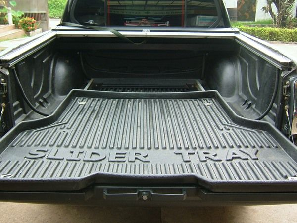 Bed Slide Out Cargo Trays Work Truck Pinterest 2015