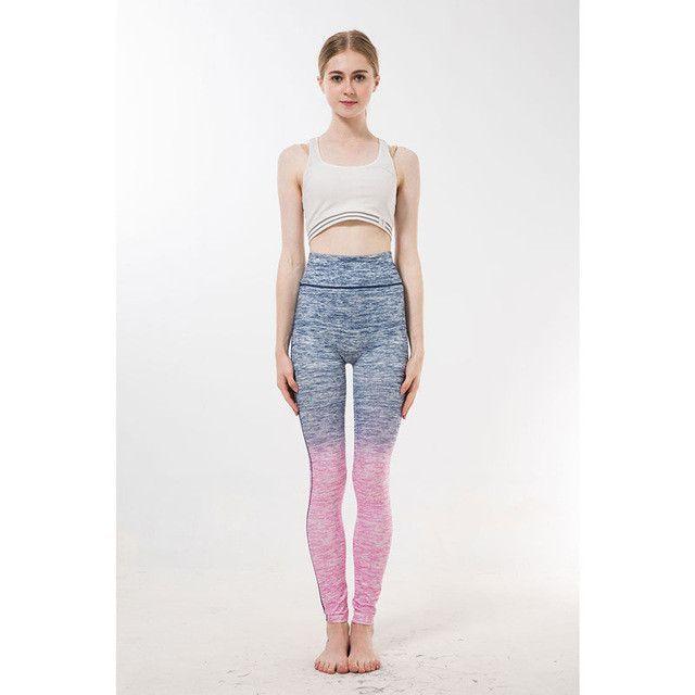Dioufond New Women Leggings Solid Elastic Leggins Ladies Fashion Legging Workout Knitted Leggings Women Bodybuilding Pants 2016