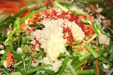 春キャベツでシャキ!シャキ!美味しいキャベツキムチ作ろう!キャベツキムチのレシピと作り方^^ | 韓国料理店に負けない韓国家庭料理レシピ「眞味」