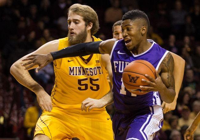 Furman vs. Western Carolina - 2/26/15 College Basketball Pick, Odds, and Prediction