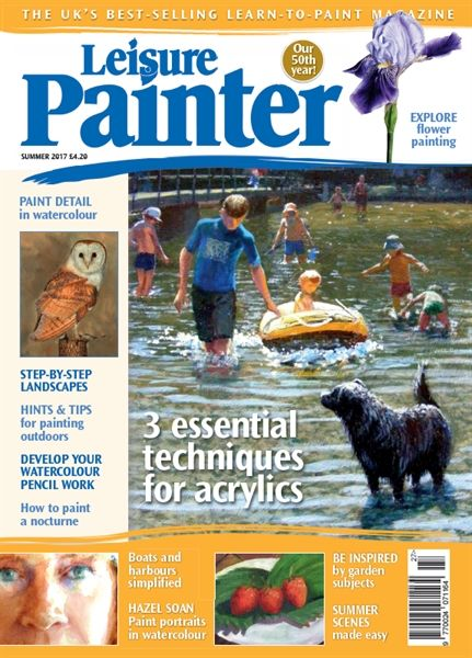 Summer 2017 Leisure Painter. Buy online, http://www.painters-online.co.uk/