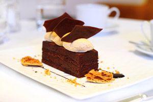 Dessert from Tony Fleming, One Aldwych