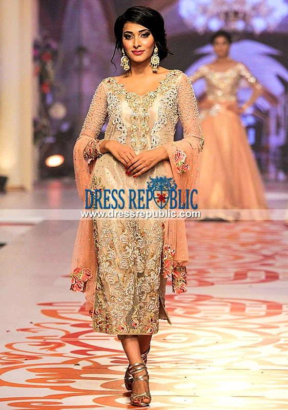 Pakistani Indian Wedding Guest Dresses Formal Evening Wear