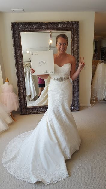 Matthew Christopher Sofia, $3,965 Size: 14 | New (Un-Altered) Wedding Dresses