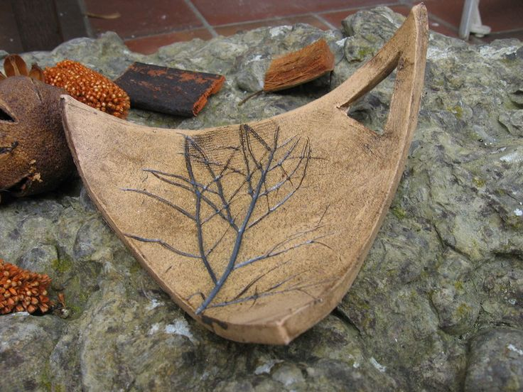 Deko-Objekte - Teelicht, DekoSchmuck schale, Ringschale, Duft - ein Designerstück von ceramiche bei DaWanda