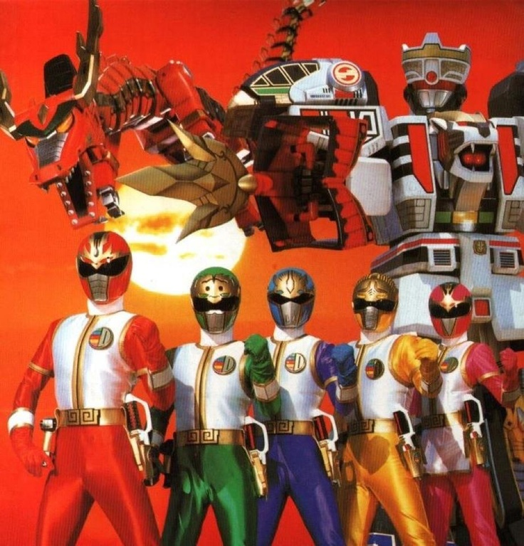 73 Best Images About Super Sentai On Pinterest