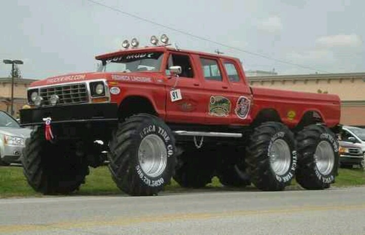 6x6 Ford