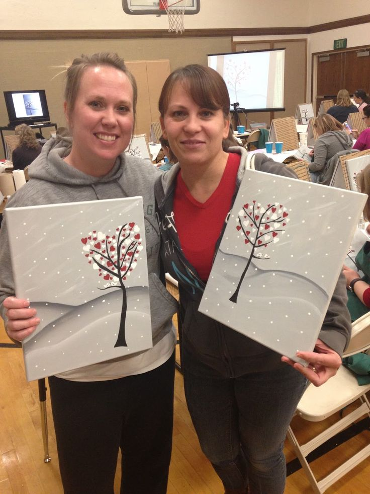 Painting with Lisa   January 6, 2016       For the January activity, the Welby 7th Ward Relief Society sisters were able to enjoy a...