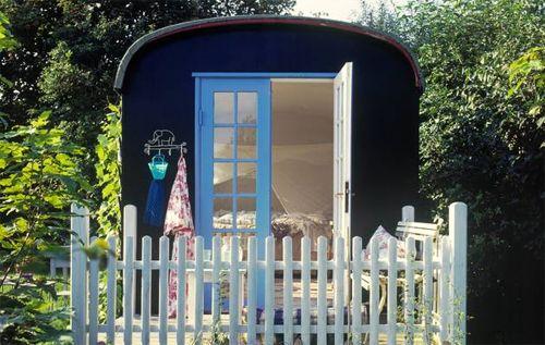 Garden house (skurvogn)