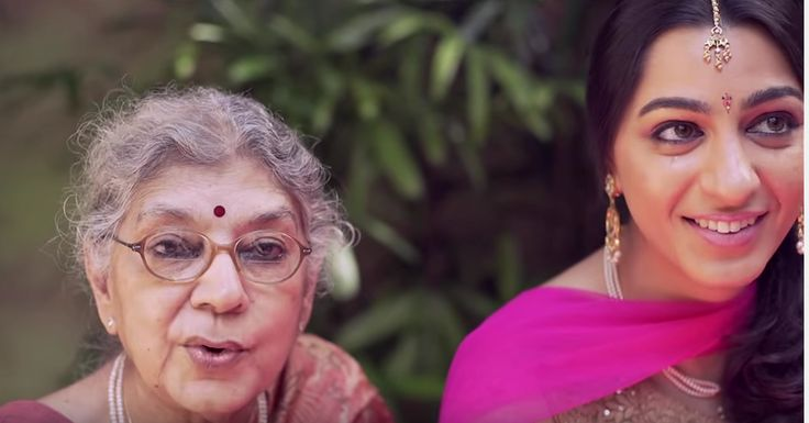 """A conversation with Nani"". Watch this adorable #video from Shikha & Shankar's #marriage."