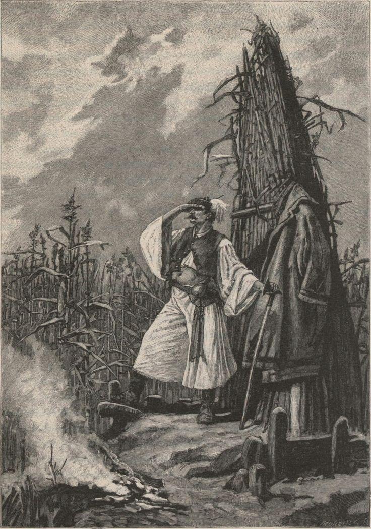 Kukuruzhüter, von Arpad Feszty