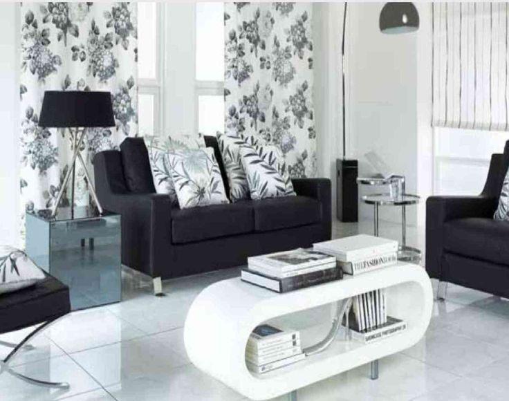 25 best Black fabric sofa ideas on Pinterest Black and white