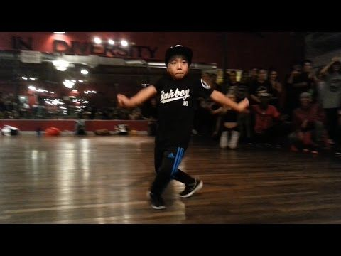 "This 8-Year-Old Kid's ""Major Lazer"" Dance Is Absolutely Gold Class"