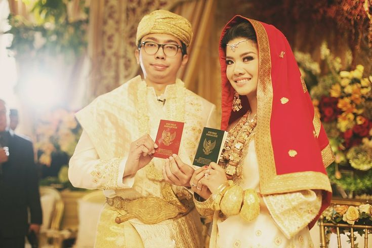 Red and Gold Minang Wedding of Inda and Dani - Antijitters_Photo_minang_wedding_0054