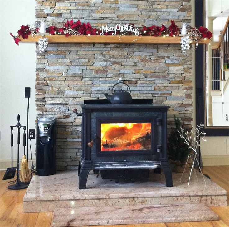 Fireplace Design wood stove fireplace : 25+ best Wood stoves ideas on Pinterest | Wood stove decor, Wood ...