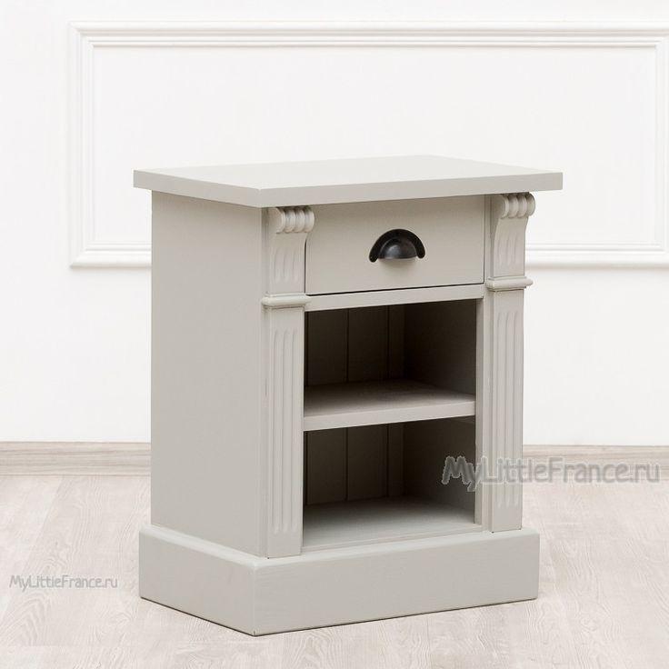 Brigitte прикроватная тумбочка - Тумбочки, туалетные столики - Спальня - Мебель по комнатам My Little France