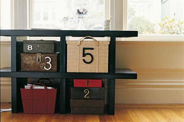 25 beste idee n over stauraum schaffen op pinterest beter organiseren organizations en. Black Bedroom Furniture Sets. Home Design Ideas