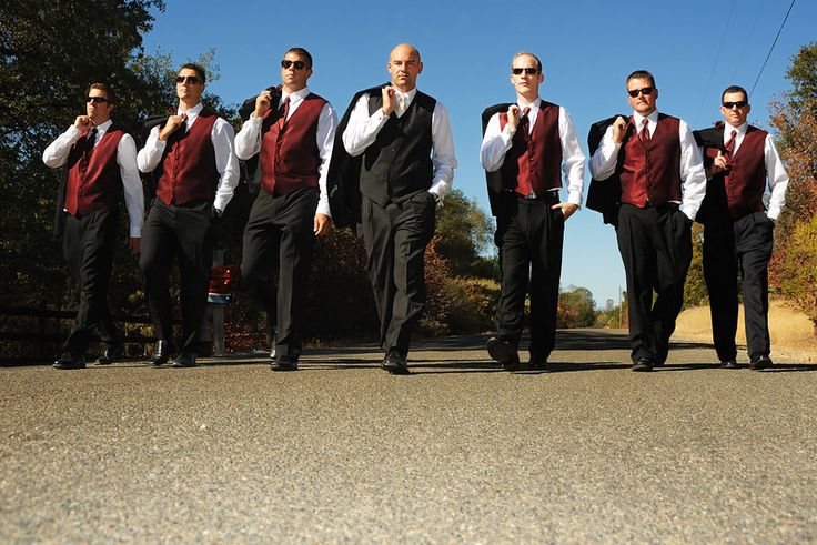 fun wedding photos ideas | ... wedding party? Let's have some for the ladies' side too. Funny