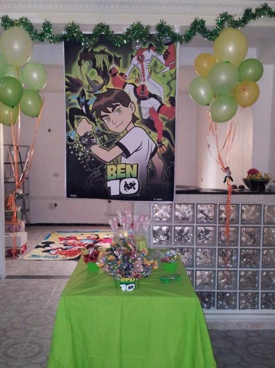 ben10 party