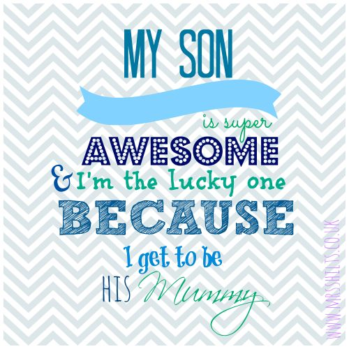 i'm the lucky one cuz i get to be his mom and dad ♡