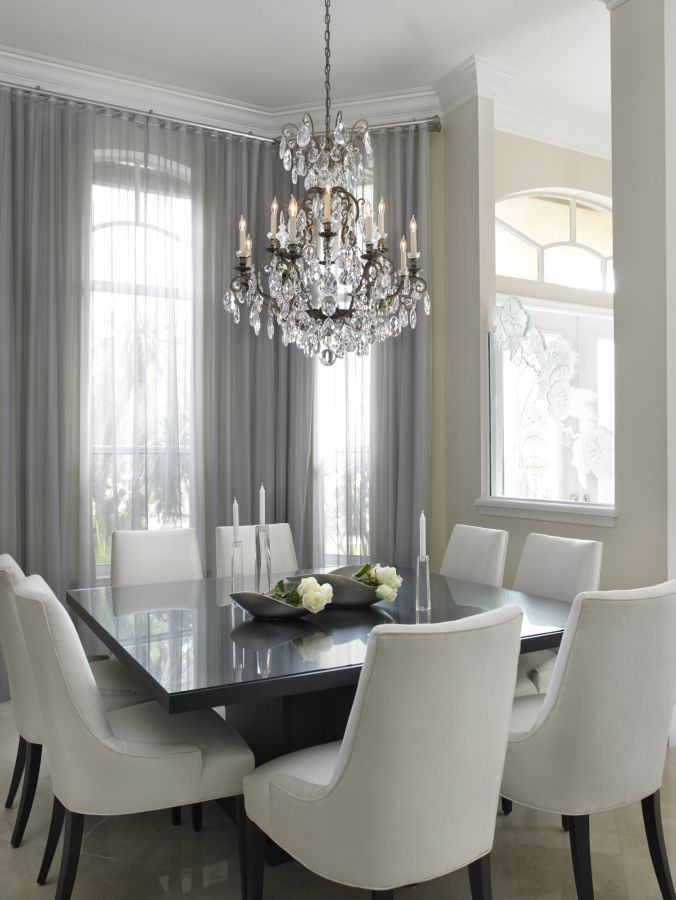 White Dining Room Table: Best 25+ Gray Dining Rooms Ideas On Pinterest