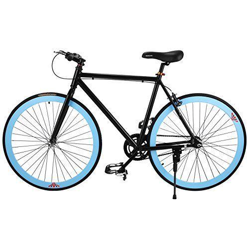 Happybuy Road Bicycle Harper Men's Single Speed Road Bike Fixed Gear Urban Commuter Bike Shimano 26 inch(26 inch) http://bestbike.online/product/happybuy-road-bicycle-harper-mens-single-speed-road-bike-fixed-gear-urban-commuter-bike-shimano-26-inch26-inch/