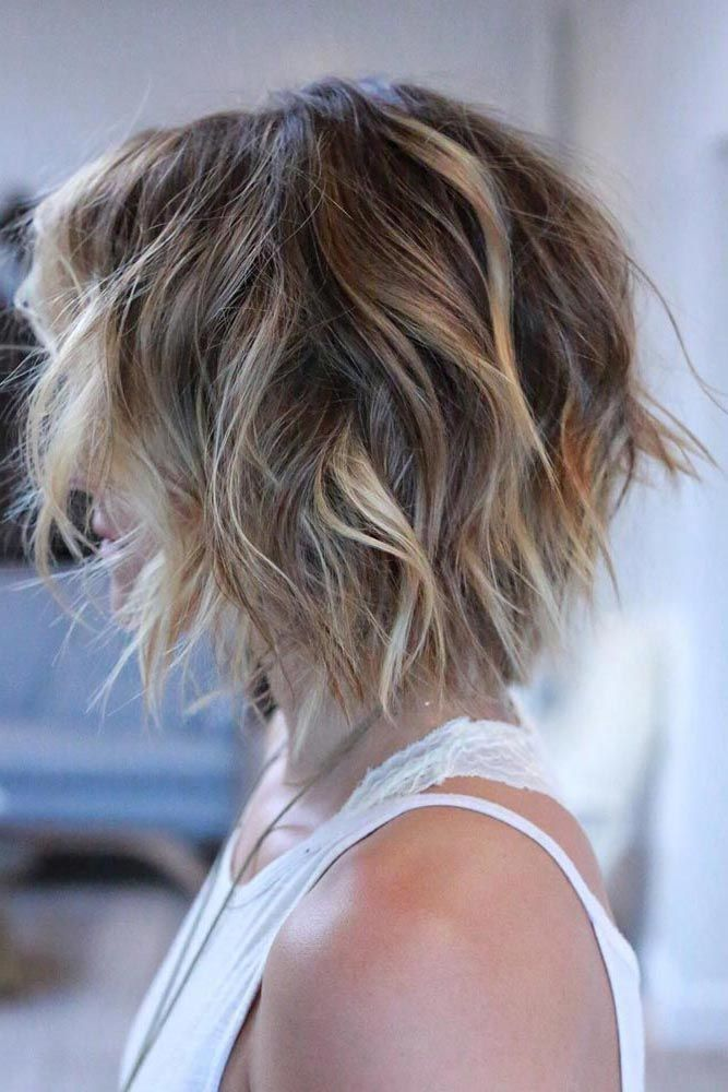 Best 25 Highlights Short Hair Ideas On Pinterest