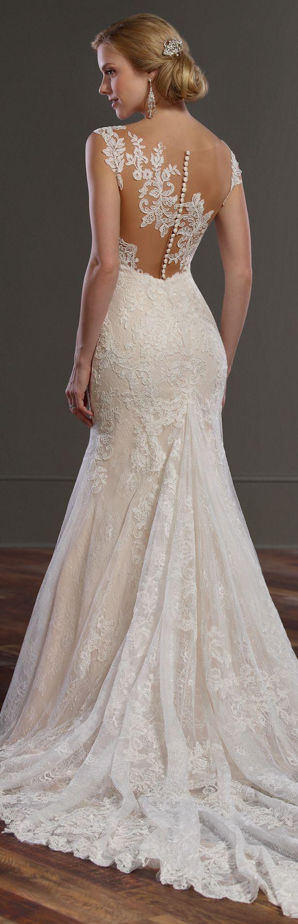 Best 25 weird wedding dress ideas on pinterest fiber optic wedding dress by martina liana spring 2017 bridal collection ombrellifo Gallery