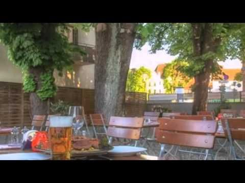 Hotel Cristallo - Landshut - Visit http://germanhotelstv.com/cristallo Hotel Cristallo offers non-smoking rooms with free Wi-Fi and free private parking. It is a 10-minute walk from Landshuts train station bus station and the Medieval town centre. -http://youtu.be/9ShiESHC-Pw