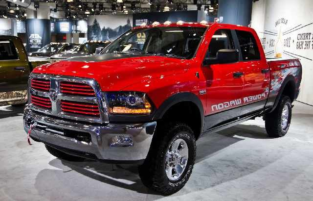 2016 Dodge Ram Power Wagon