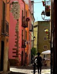 Bosa, Sardinia - Sardegna, Italy