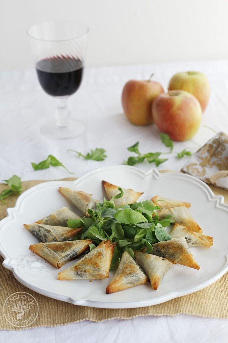 Cocinando Entre Olivos - Página 21 de 200 - Un blog sobre cocina de Ana María Gutiérrez Finger Foods, Tacos, Mexican, Ethnic Recipes, Party, Gastronomia, Holiday Foods, Pasta Recipes, Dinners
