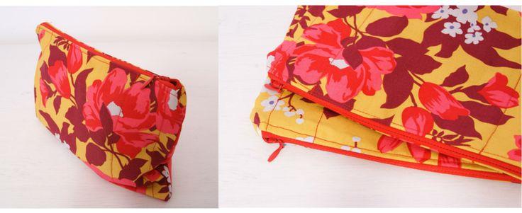 Heirloom zipper pouch, for sale @ https://www.breslo.ro/GabrielaBobu/