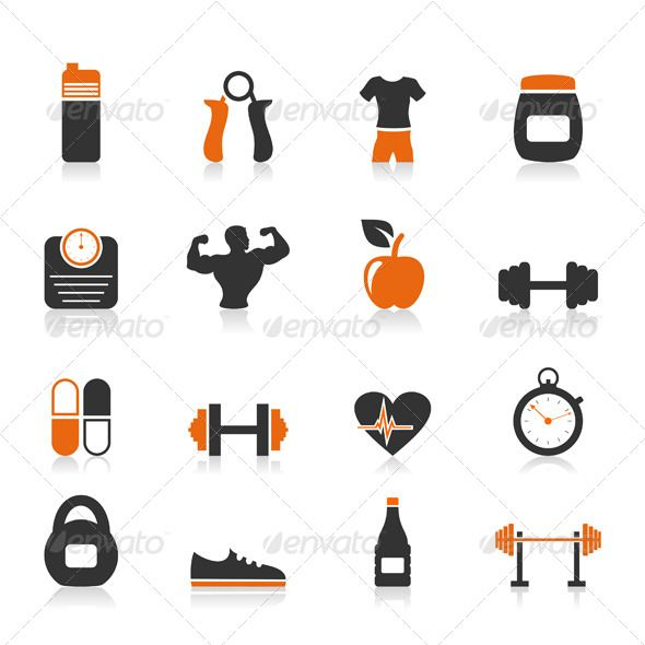 muscle vector icon - Google Search